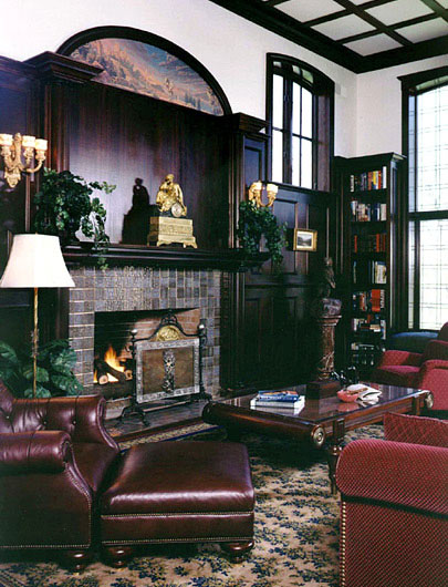 Residential Library Study